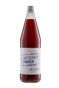 Rotwein Zwetschkenpunsch - trinkfertig